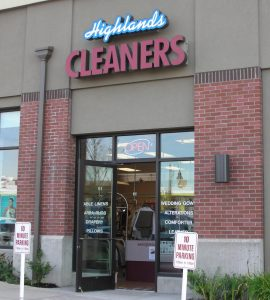 Issaquah Highlands Cleaners