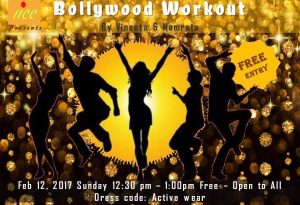 India Culture Club Bollywood Workout