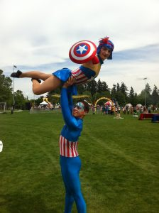 Captain America Duo - Copy