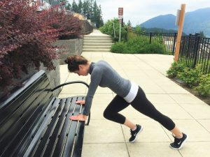 Strength Routine: Mountain Climbers
