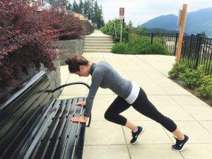 Strength Routine: Mountain Climbers