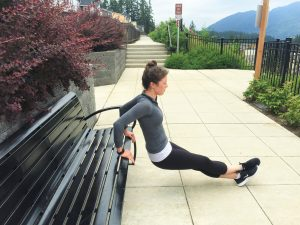 Strength Routine: Dips