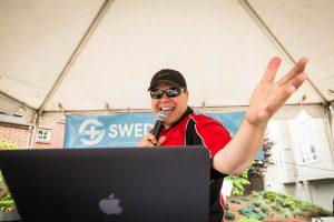 Fred Granados DJ and Emcee