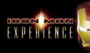 HD16 Iron Man Experience Logo