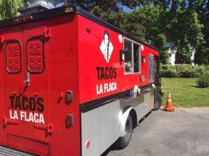 Tacos La Flaca Truck