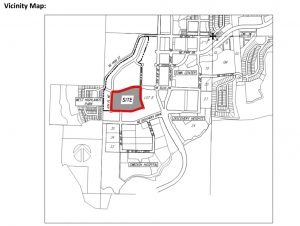 Westridge North Townhomes 1 vicinity map