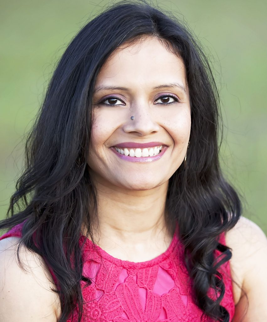 City of Issaquah Volunteer Jyotsna Warikoo