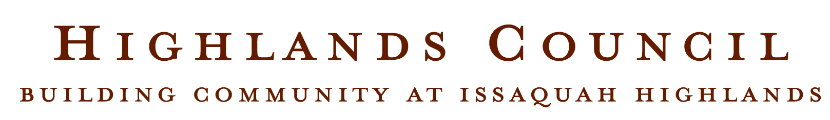 Highlands Council logo
