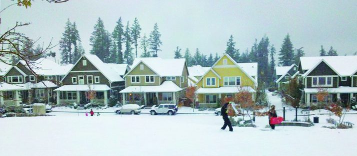 Issaquah Highlands Winter Safety Tips