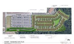 West Ridge South Site Plan