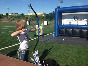 Highlands Day Festival Archery