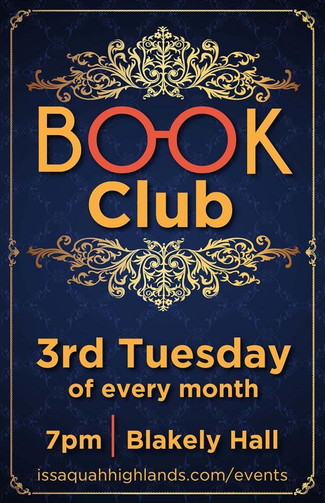Book Club Issaquah Highlands