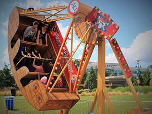 Highlands Day Festival Pirates Revenge