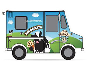 Ben & Jerry's Issaquah Food Truck