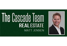 Matt Jensen Cascade Team Real Estate