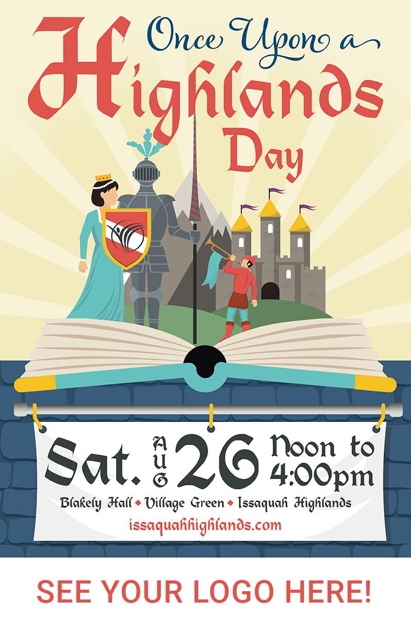 Highlands Day 2017 Sponsors Poster