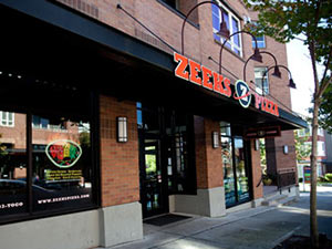 Zeek's Pizza Issaquah Highlands