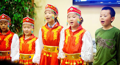 Issaquah Highlands Chinese Heritage Club