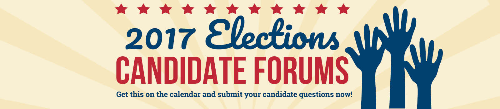 2017 Issaquah Highlands Election Forums