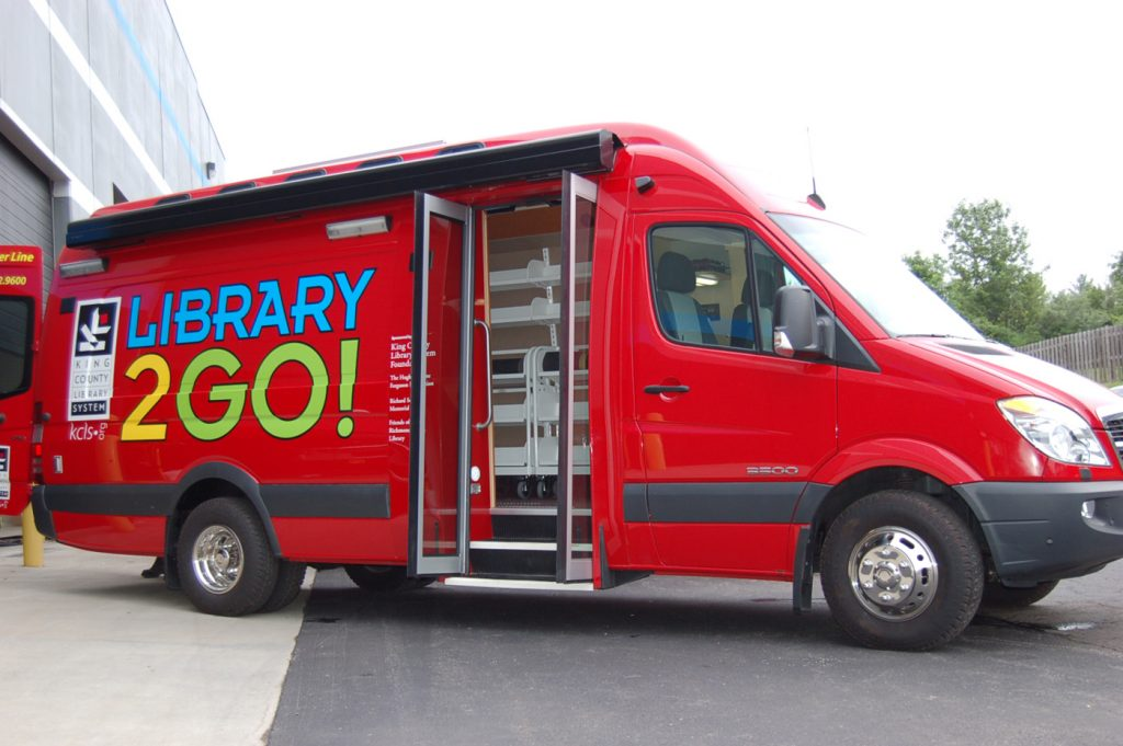 Library2Go at Blakely Hall