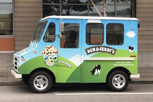 Ben & Jerry's Issaquah Highlands Food Truck