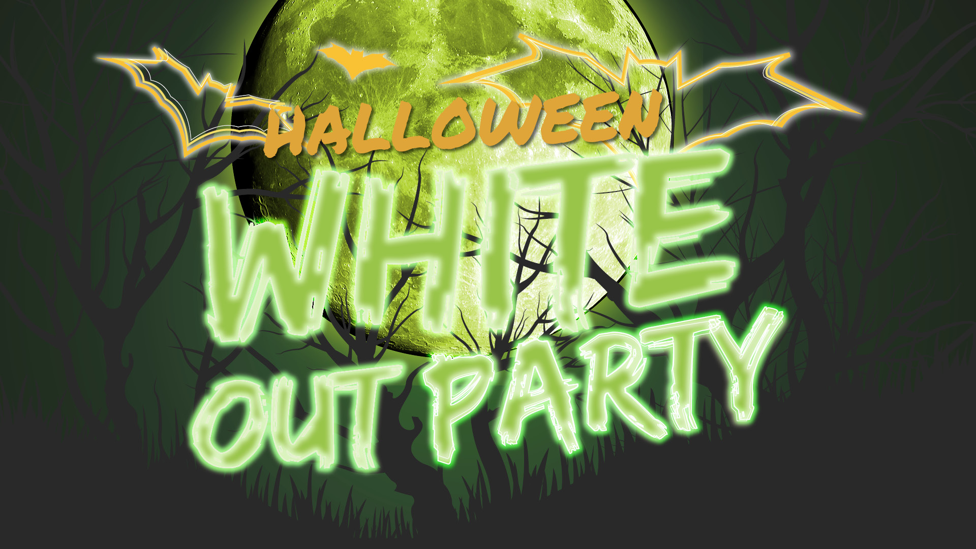 Halloween WHITE OUT PARTY for Teens Issaquah Highlands