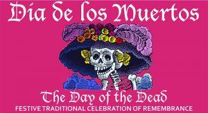Dia le los Muertos Day of the Dead 2017
