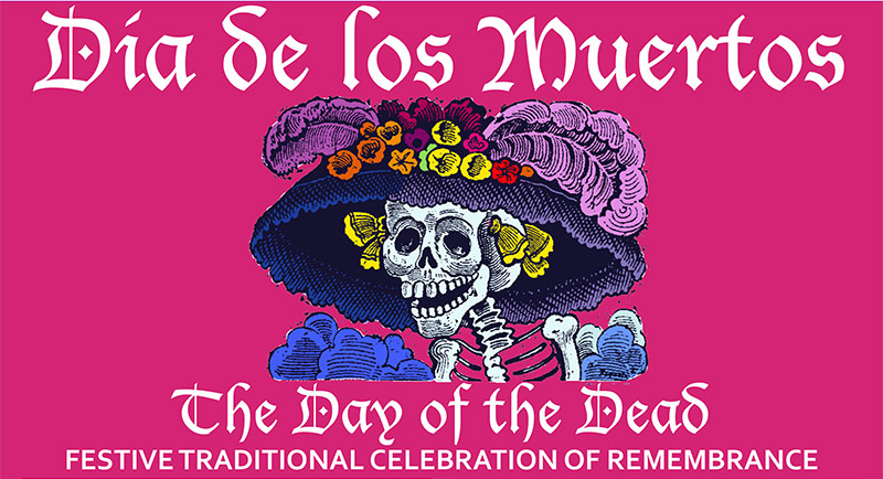 Dia le los Muertos Day of the Dead 2017