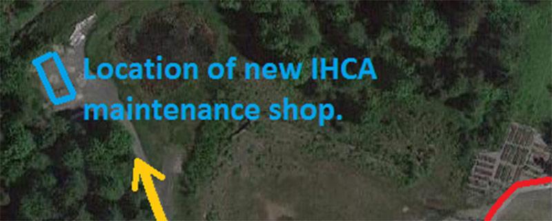 IHCA Maintenance Facilities Building Construction