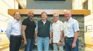 IHCA Board of Directors 2017