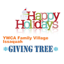 YWCA Issaquah Highlands Giving Tree