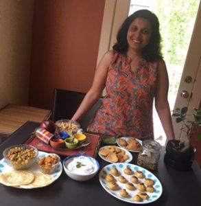 Monisha Chauhan Culture Through Cuisine Issaquah Highlands