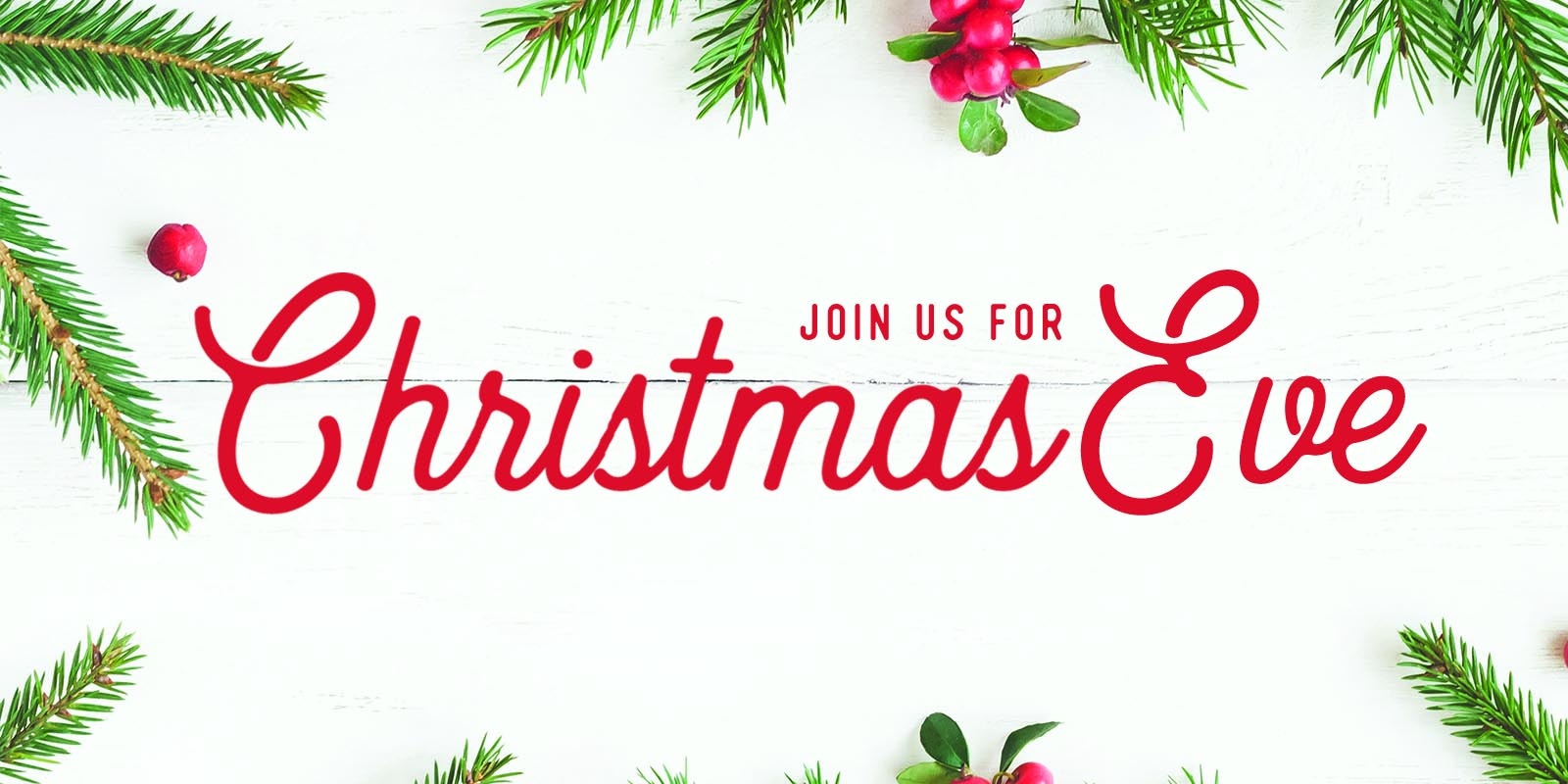 Christmas Eve Worship Services - Seaside United Methodist Church