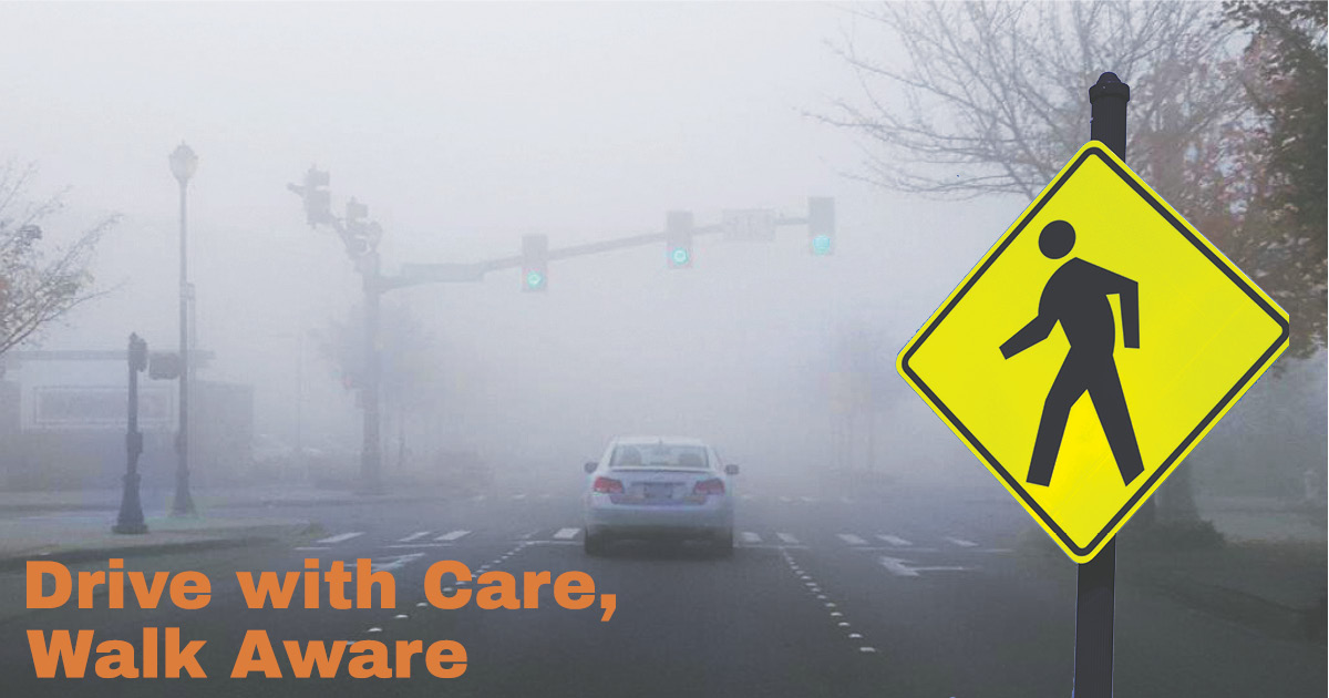 Drive with Care, Walk Aware Issaquah Highlands Connections