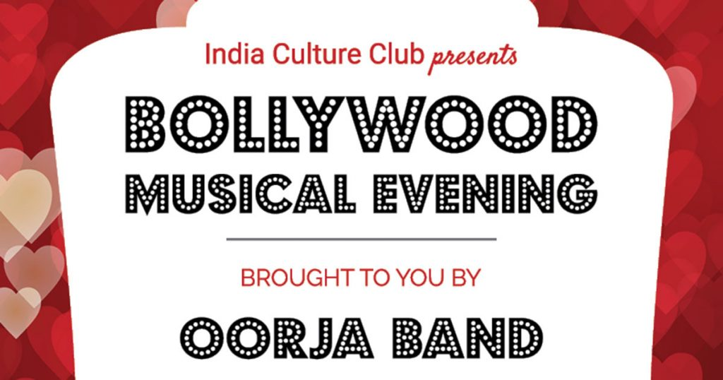 India Culture Club Valentine's Day Concert Issaquah Highlands