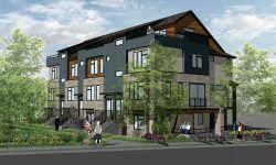 Polygon Model Townhome