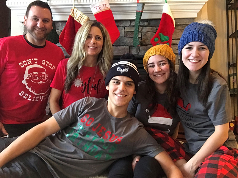 20 Years Issaquah Highlands Geoff Walker and Family 2017