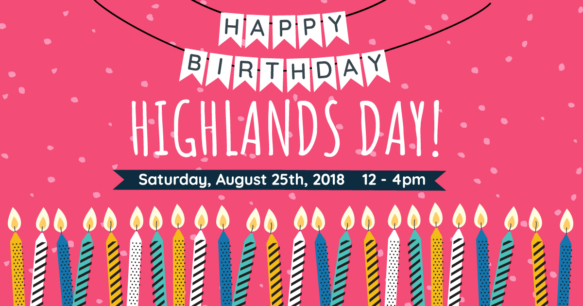 Highlands Day Festival 2018