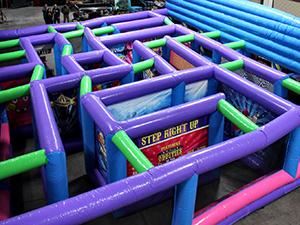 Funhouse Maze Highlands Day