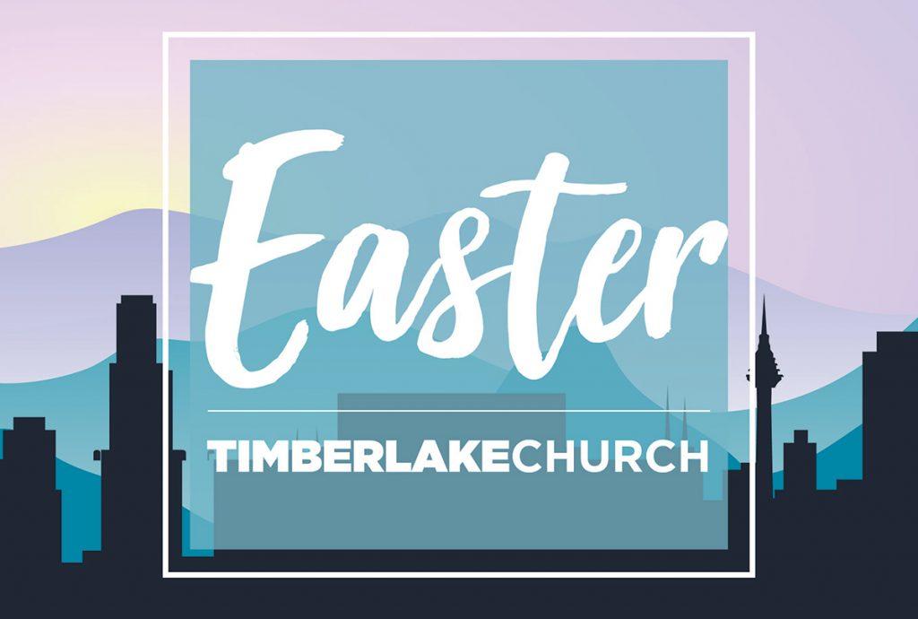 Timberlake Church Easter Egg Hunt