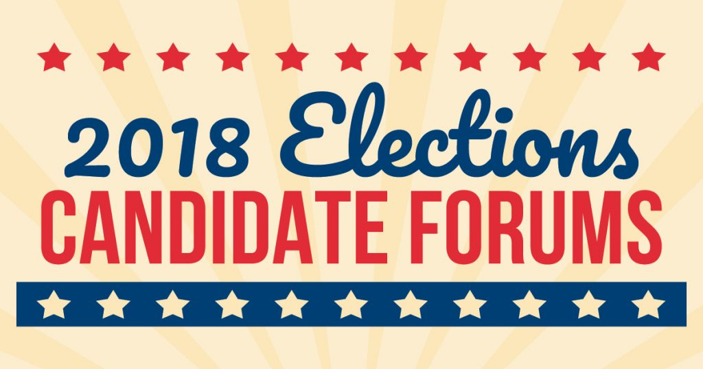 2018 Issaquah Highlands Candidate Forums