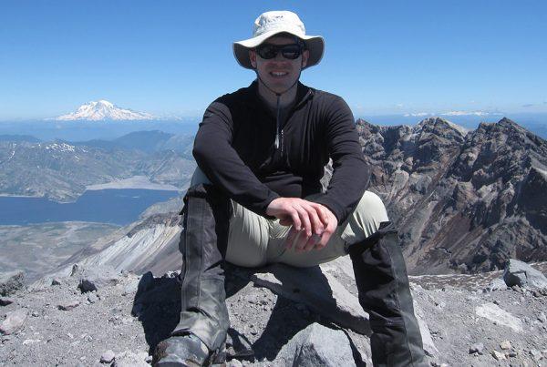 Tim Underwood Mt. Saint Helens