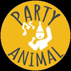 Party Animal Sponsors