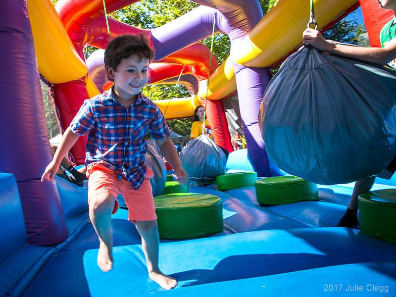 Highlands Day Festival Rides Games