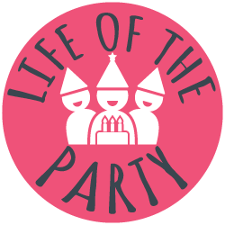 Life of the Party Sponsors