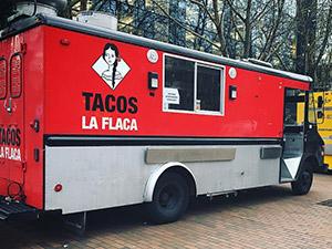 Tacos La Flaca