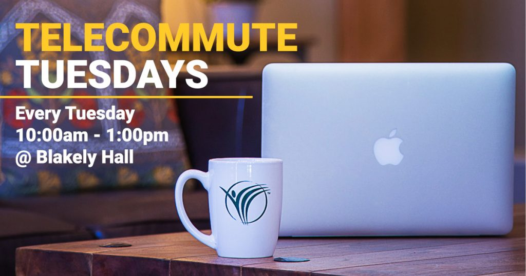 Telecommute Tuesdays