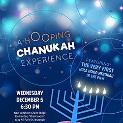 Hooping Chanukah
