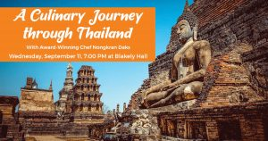 Issaquah Highlands Travel Night Thailand