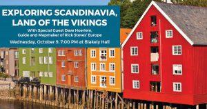 Issaquah Highlands Travel Night Scandinavia